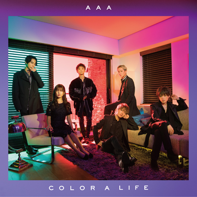 COLOR A LIFE(CD+Blu-ray+スマプラ)