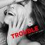 TROUBLE【★ジャケB】(CD+スマプラ)
