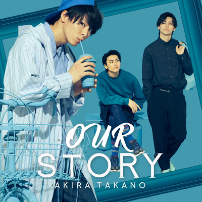 OUR STORY DVD付A盤