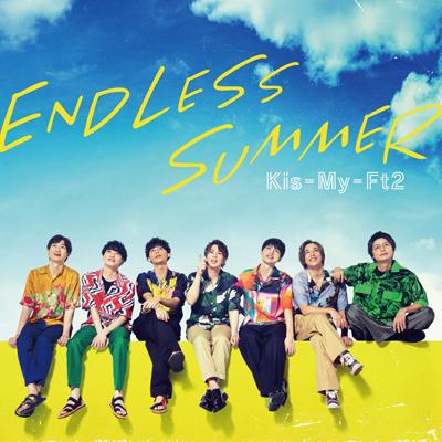 【初回盤A(CD+DVD)】ENDLESS SUMMER
