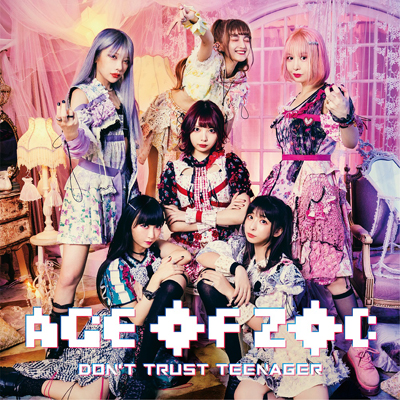 AGE OF ZOC/DON'T TRUST TEENAGER(CD)