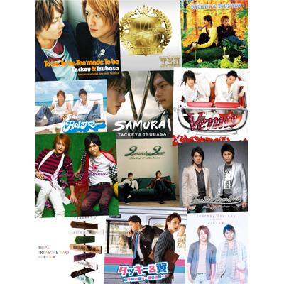 Thanks Two you【初回盤A】(CD5枚組+DVD2枚組)