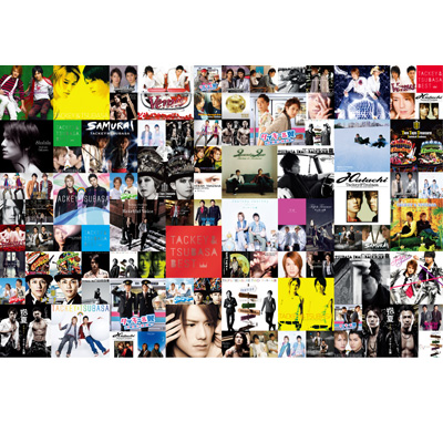 Thanks Two you【通常盤】(CD5枚組)