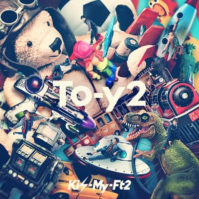 To-y2【初回盤B】(CD+DVD)