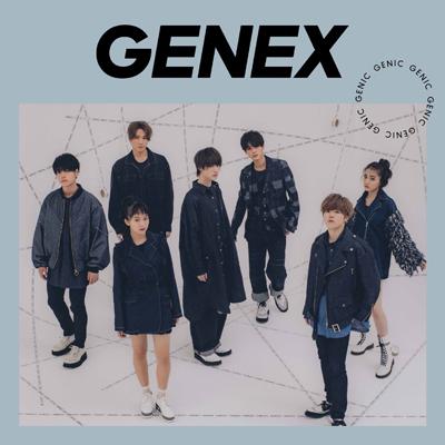 GENEX(CD+Blu-ray)