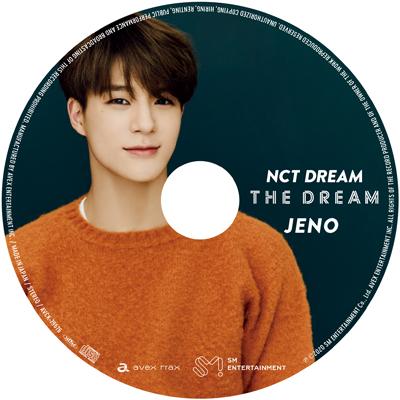 THE DREAM JENOver.(CD+スマプラ)【初回生産限定盤】