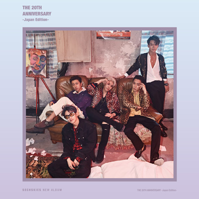 THE 20TH ANNIVERSARY -Japan Edition-(CD+DVD)