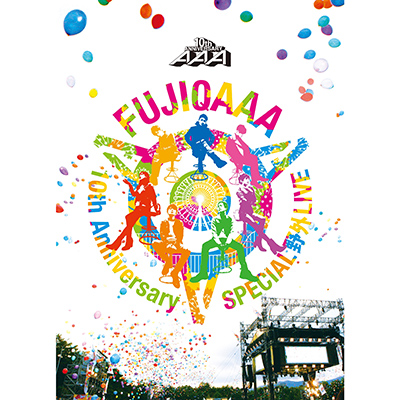 AAA 10th Anniversary SPECIAL 野外LIVE in 富士急ハイランド【初回生産限定盤Blu-ray】
