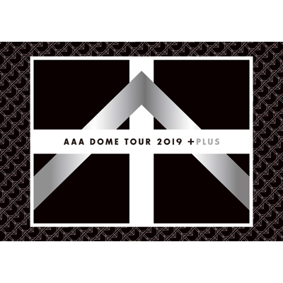 AAA DOME TOUR 2019 +PLUS(Blu-ray2枚組)
