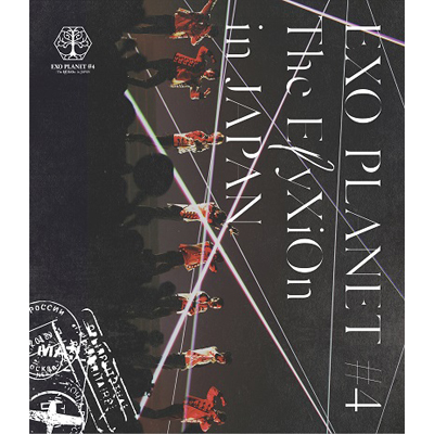 EXO PLANET #4 - The ElyXiOn  - in JAPAN【Blu-ray Disc(スマプラ対応)】