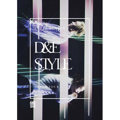 【初回生産限定】SUPER JUNIOR-D&E JAPAN TOUR 2018 ~STYLE~(2枚組Blu-ray+CD+PHOTOBOOK+スマプラ)