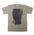 LUCY IN THE SKY WITH DIAMOND RING TOUR記念 BOREDOMS Tシャツ(グレー)
