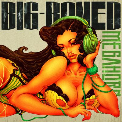 BIG-BONED【CD+DVD】