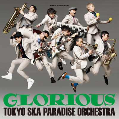 GLORIOUS(CD+Blu-ray)