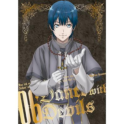 Dance with Devils DVD 6 *初回生産限定版