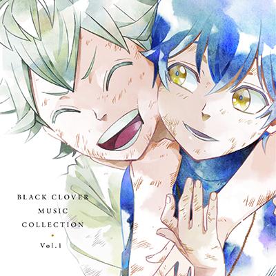 ブラッククローバー ミュージックコレクションvol.1(CD)