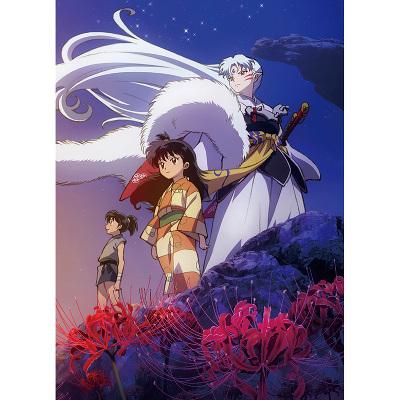 犬夜叉 Complete Blu-ray BOX III-七人隊編- (5Blu-ray+CD)