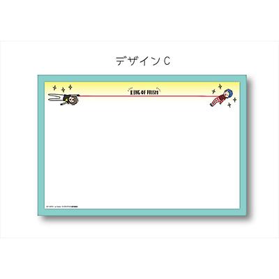 KING OF PRISM ホワイトボード C【コウジVSシン】