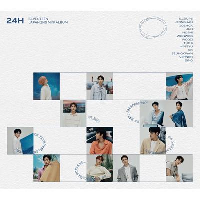 【初回限定盤C】24H(CD+M∞CARD+フォトブックC+フォトカードC)
