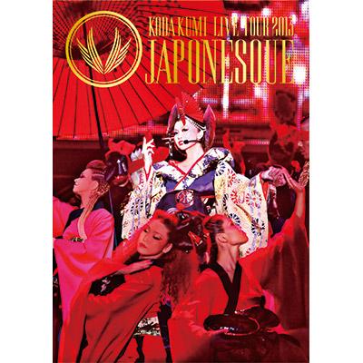 KODA KUMI LIVE TOUR 2013 ~JAPONESQUE~【DVD3枚組】