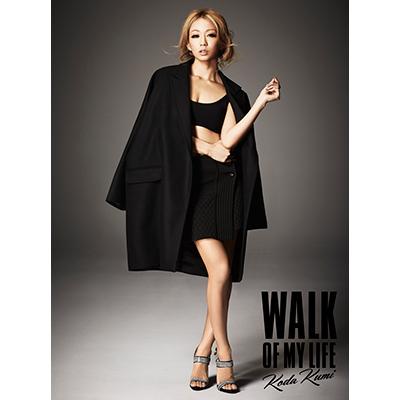 WALK OF MY LIFE 【CD+Blu-ray Disc】