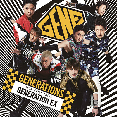 GENERATION EX(CD)