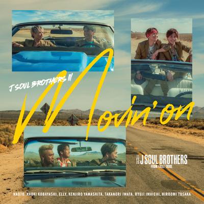 Movin' on(CD)