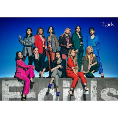 E-girls(2CD+2Blu-ray)