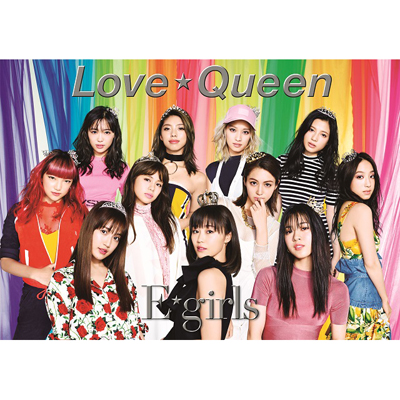 Love ☆ Queen(CD+DVD+写真集)