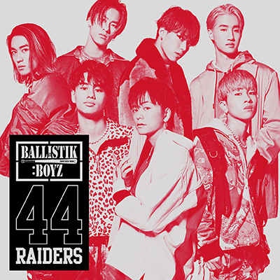 44RAIDERS(CD)