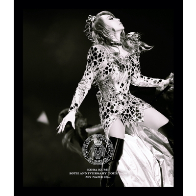 KODA KUMI 20th ANNIVERSARY TOUR 2020 MY NAME IS ... (Blu-ray2枚組)