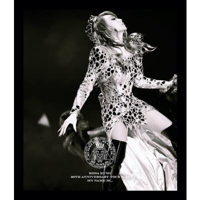 KODA KUMI 20th ANNIVERSARY TOUR 2020 MY NAME IS ... (Blu-ray2枚組)