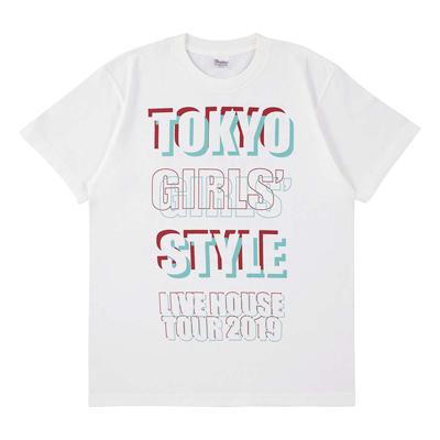 TOUR 2019 Tシャツ
