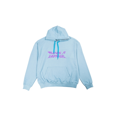 [TREASURE MAP] TREASURE HOODIE BLUE