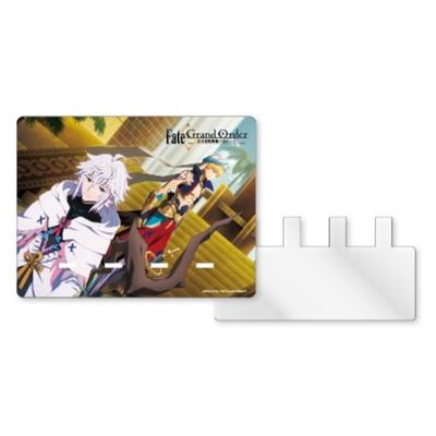 Fate/Grand Order-絶対魔獣戦線バビロニア- アクリルマルチスタンド(ギルガメッシュ&マーリン)