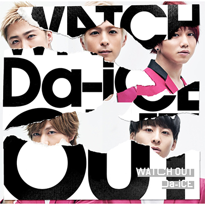 WATCH OUT【通常盤】(CD)
