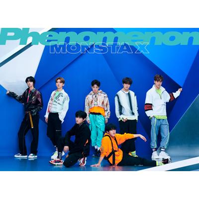 Phenomenon【初回限定盤A】(CD+DVD)
