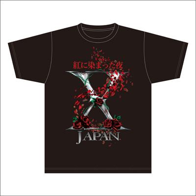 Tシャツ BLACK_A