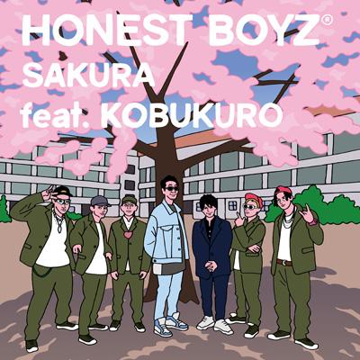 SAKURA feat. KOBUKURO (CD+DVD)