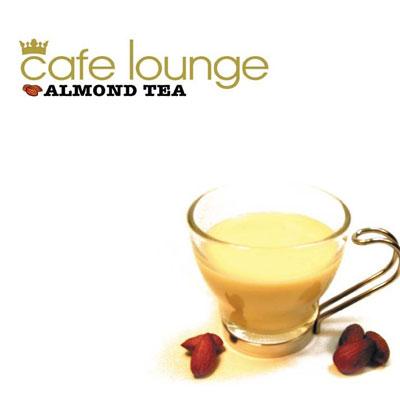 cafe lounge ALMOND TEA