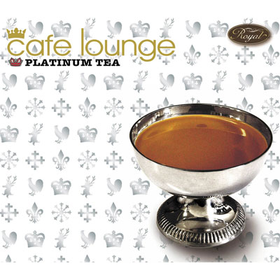 Cafe Lounge Royal PLATINUM TEA