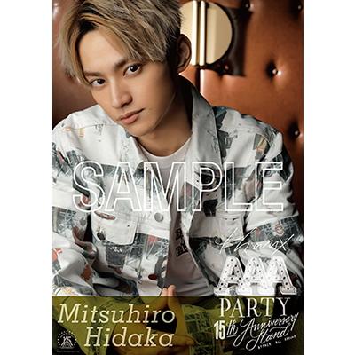 A2ポスター(2枚セット) -MITSUHIRO HIDAKA- [WINTER ver.]