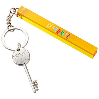 D's key