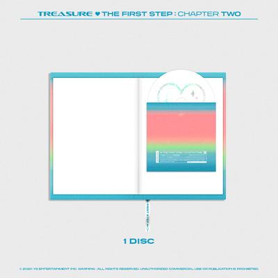 《2形態セット》【韓国盤】THE FIRST STEP : CHAPTER TWO(CD)<WHITE Ver.><BLACK Ver.>