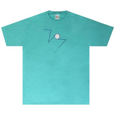 77 BOA DRUM Tシャツ(アクア / S)