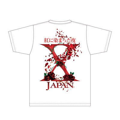 Tシャツ WHITE_B(L)