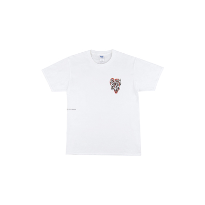 [H.Y.L.T] BLACKPINK T-SHIRT MELTING HEART WHITE L