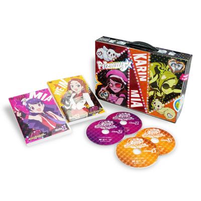 プリティーリズム・ディアマイフューチャー DVD BOX-1 【初回生産限定版】
