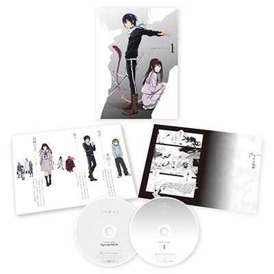 ノラガミ 1【DVD】