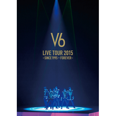 LIVE TOUR 2015 -SINCE 1995~FOREVER-【通常盤】(2枚組DVD)